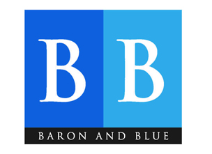 Baron and Blue logo