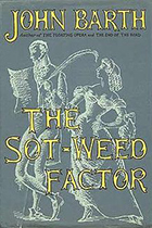 The Sot-Weed Factor by John Barth book cover