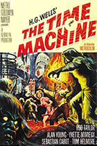 The Time Machine movie poster