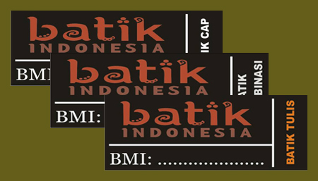 Indonesia batikmark
