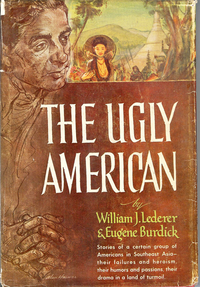 The Ugly American book cover