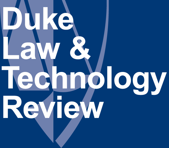 Duke Law and Technology Review