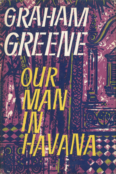 Our Man in Havana book cover