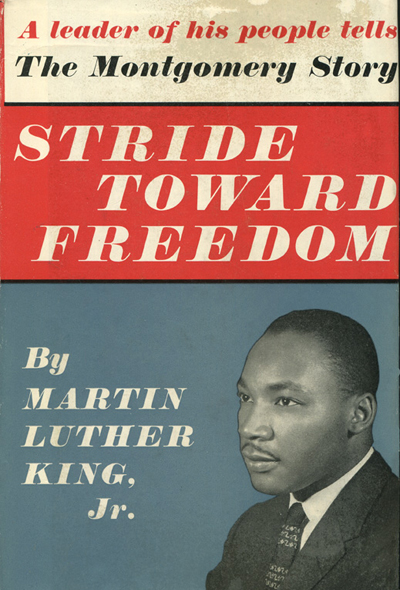 Stride Toward Freedom: The Montgomery Story book cover