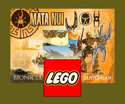 Lego Mata Nui