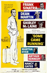 Some Came Running movie poster