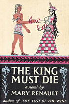The King Must Die book cover