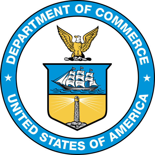 Seal of United States Department of Commerce