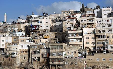 Housing in East Jerusalem