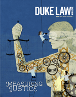 Duke Law Magazine Winter 2011