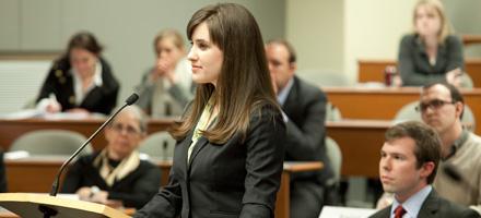 undergraduate coursework law school