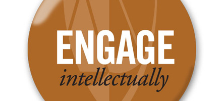 ENGAGE intellectually