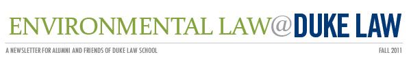 Environmental Law @ Duke Law