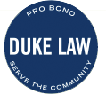 Duke Law Pro Bono badge