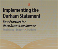 Implementing the Durham Statement logo