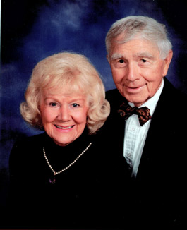 Judge David H. Allard and wife Hildred