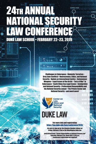Duke LENS @ Duke Law School