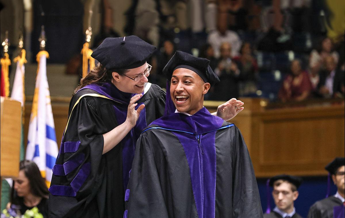 Duke Law Graduation 2018