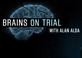 Brains on Trial with Alan Alda - logo