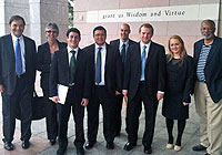 Wrongful Convictions Clinic team