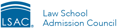 Law School Admissions Council logo