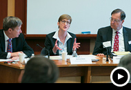 Watch Duke scholars and alumni discuss reducing cybersecurity risks