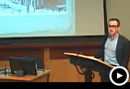 Watch Prof. Joseph Blocher discuss the history of Durham