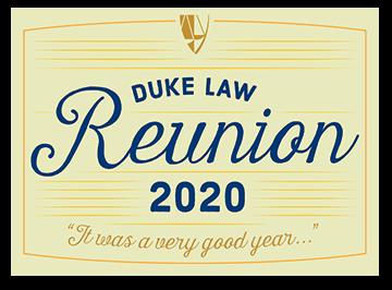 Duke Calendar 2020 Reunion 2020 Schedule | Duke University School of Law