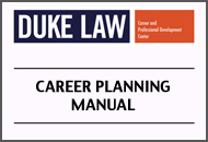 Career Planning Manual cover