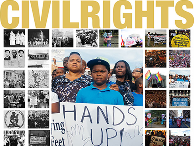 the present and future of civil rights movements race and reform in