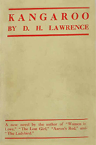 D.H. Lawrence, Kangaroo book cover