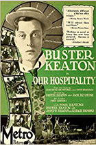 'Our Hospitality,' directed by Buster Keaton and John G. Blystone movie poster