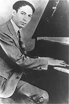Songs by 'Jelly Roll' Morton including 'Grandpa's Spells,' 'The Pearls,' and 'Wolverine Blues' (w. Benjamin F. Spikes and John C. Spikes; m. Ferd 'Jelly Roll' Morton)