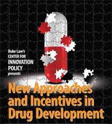 New Approaches and Incentives in Drug Development