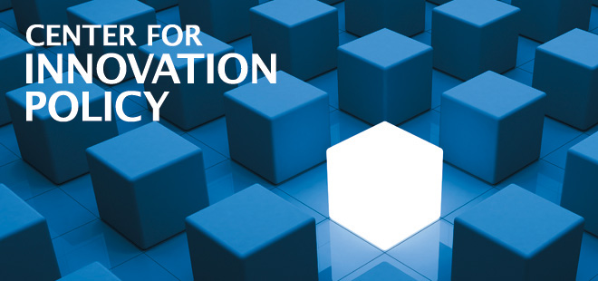 Center for Innovation Policy logo