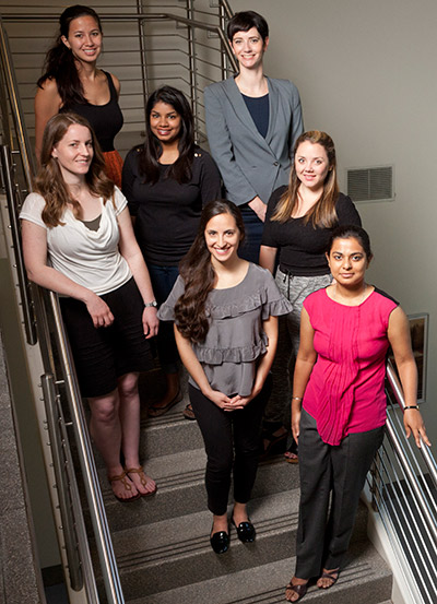 International Human Rights Clinic team