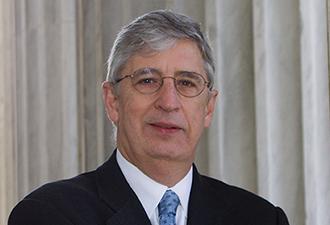 Walter Dellinger portrait