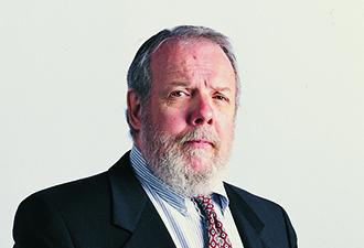 David L. Lange portrait