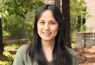 Guangya Liu, Ph.D portrait