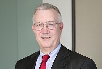 Peter A. Barnes portrait