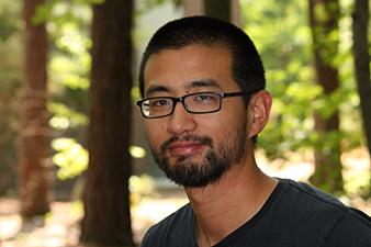 Sean Chen portrait