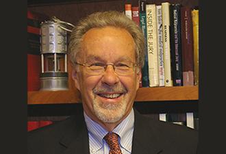 Neil Vidmar portrait