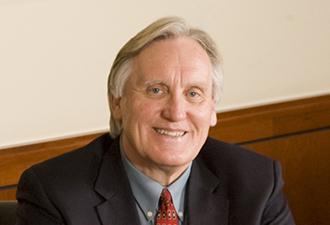 John C. Weistart portrait