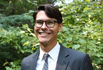 Michael Wolfe portrait