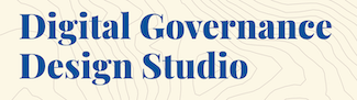 Digital Governance Design Studio