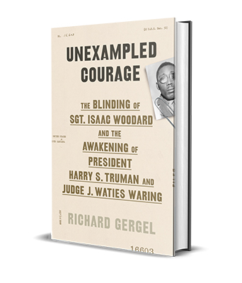Unexampled Courage cover
