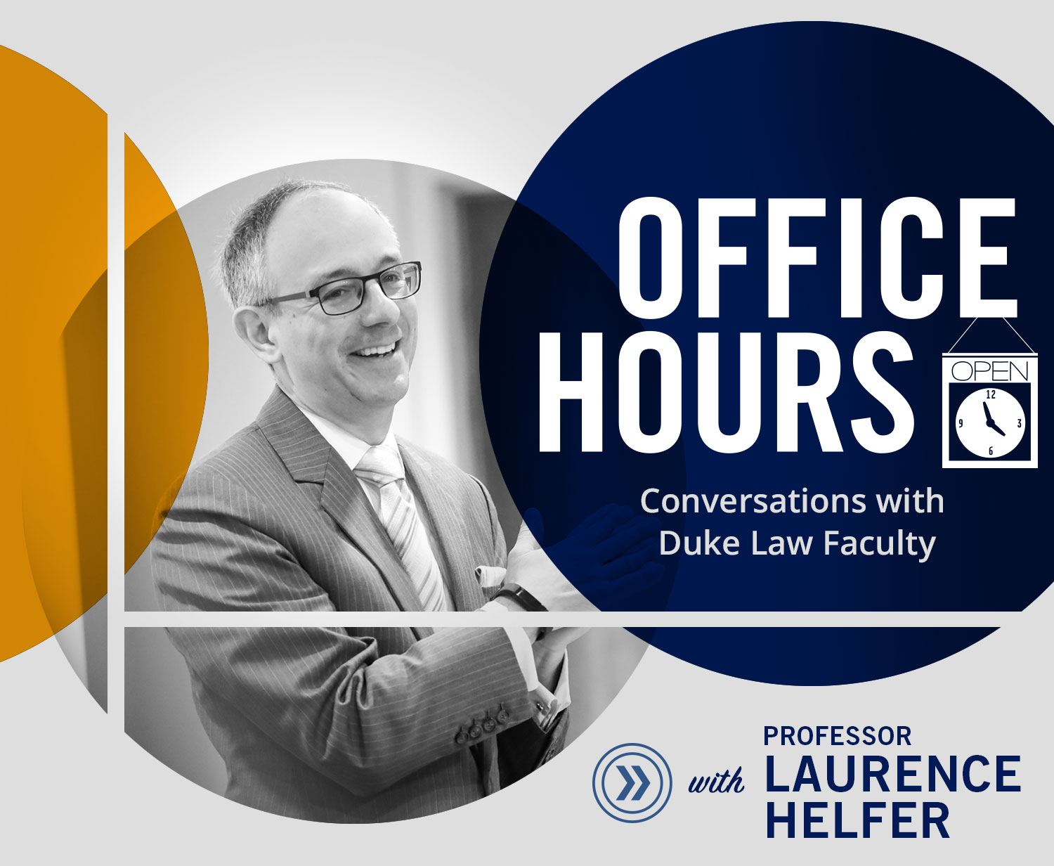 Office Hours with Professor Laurence Helfer