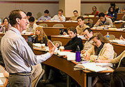 Prof. James Cox teaching at Duke Law
