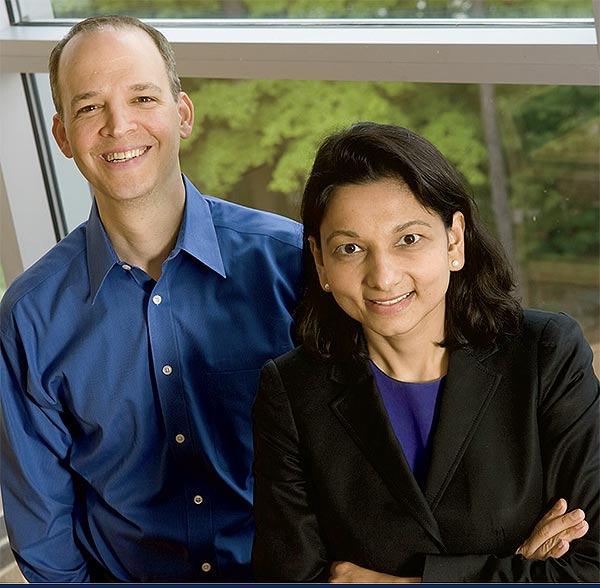 Stuart Benjamin and Arti Rai lead the Center for Innovation Policy.