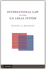 International Law in the U.S. Legal System book cover